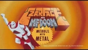 Video: Czarface & MF Doom – Meddle With Metal